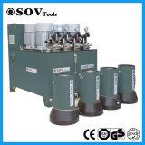 Doppeltes verantwortliches Frequenzumsetzungs-Steuer-PLC-synchrones hydraulisches anhebendes System