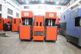 Máquina que sopla de la botella semi automática del animal doméstico de la pequeña empresa de dos cavidades