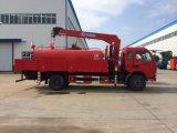De Vrachtwagen van de Kraan van Dongfeng 4X2 2ton