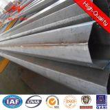 11.88m-1100dan galvanisierte Stahlpolen Dienstpole mit Frankreich-Standard