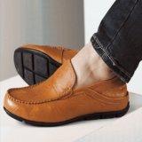 高品質の人の革靴の方法裸の靴(FTS1019-27)