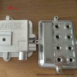정밀도는 알루미늄을 5개의 축선 CNC 도는 시제품 금속 기계장치 정밀도에 의하여 돌린 부속 주문을 받아서 만든다