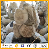Het hete Natuurlijke Graniet van China van de Verkoop/de Marmeren Fontein van de Decoratie van de Steen Openlucht
