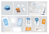 Dpxb40/50 blando y duro vacío empaquetadora automática de blister para medicamentos producen