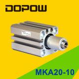 Standard rotativo del cilindro del morsetto del foro 12mm Mk
