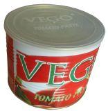 Étain en boîte par marque de sauce tomate 400g de Safa