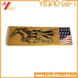 Pin d'insigne de fleur avec de l'or brillant plaqué (YB-LP-51)