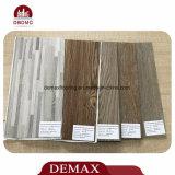 Plancia di lusso di goffratura profonda europea del pavimento del PVC di legno