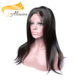 Длинных волос человека 24-дюймовый кружева парики Paypal