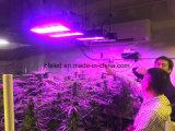 Светодиодная панель с регулируемой яркостью расти лампа полного спектра освещения