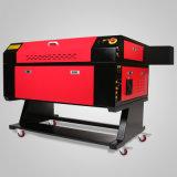 80W CO2 лазерной гравировки Engraver режущие машины с цветным экраном 700*500 мм