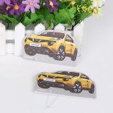 Auto-Formen mit Auto-Geruch-Papierhängenauto-Luft-Erfrischungsmittel (YH-AF196)