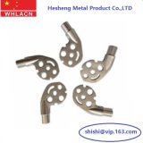 L'acier de Carbonstainless de bâti de cire détruit par précision usine des pièces de matériel