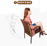 Gardern rotim Conjunto de jantar 6 cadeiras/4 cadeiras
