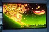 광고를 위한 실내 높은 정의 P6 LED 디지털 널