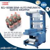 L'eau minérale d'emballage pneumatique Semi-Automatique de chemise (BZJ-5038B)