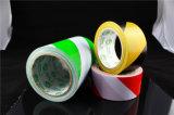 Nastri della marcatura del vicolo del PVC per la marcatura del pavimento (150um)