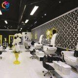 Commercio all'ingrosso classico operato della mobilia del salone del piede del chiodo della presidenza del manicure