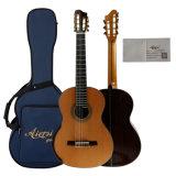 Handmade деревянная затавренная таможня гитарой шнурует акустическое