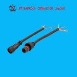 良質2 Pin LEDの防水コネクターケーブルのプラグ
