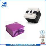 Выделяющийся коробка подарка бумаги красотки