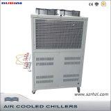 Harder van het Water van het Type van kabinet de Industriële Luchtgekoelde om Water 15 tot 20 Graad Celsius te koelen