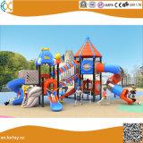 2018 de Recentste Openlucht Plastic Apparatuur van de Speelplaats voor Kinderen