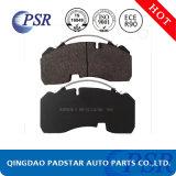 Het beste Stootkussen van de Rem van de Vrachtwagen van Manufacuter van de Fabriek van China