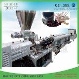 O PVC plástico/UPVC Esvaziar/tubo de alimentação de água/Tubo/mangueira da linha de produção de Extrusão