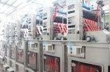 200mm Sicherheitsgurt-gewebte Materialien kontinuierlicher Färben und Raffineur