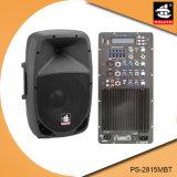 15 Zoll 250W EchoplastikActive PA-Lautsprecher PS-2815mbt USB-Ableiter-FM Bluetooth EQ