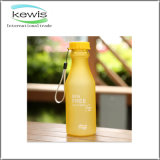 Deportes LFGB 550ml botella de agua de plástico para regalo