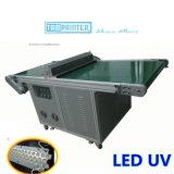 LED TM800 Secador UV LED de filme de PVC, Tinta UV, piso