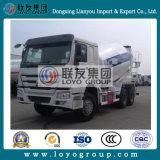 HOWO Camiones hormigonera para construcción