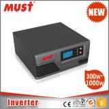 600W 800W 1000W 24V 10A 15A AC 충전기를 가진 저주파 힘 변환장치