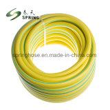 PVC適用範囲が広く多彩な伸縮性があるAnti-Torsion補強されたガーデン・ホース