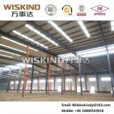 Estructura de acero Wiskind para oficina y de alta calidad de construcción
