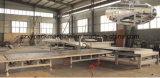 cadena de producción acanalada automatizada automatización del papel del cartón 3/5/7-Layer