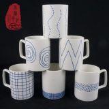 Taza de café de cerámica de promoción de la copa de té