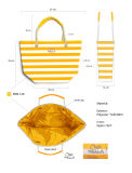 Lona de Algodão de Nylon poliéster Jean Juta Papiro PU Leather menos venda quente Novo Design de moda praia para roupa suja semana parte bolsas Saco de ombro