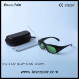 De Bescherming Eyewear van de laser voor de Rode Laser van de Laser & van de Diode van 808nm & van 980nm van Laserpair