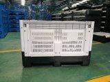 Kartoffeln 1200X1000X810 und Zwiebel Storge faltbare Plastikladeplatten-Behälter