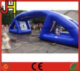 屋外ゲームのための興味深く膨脹可能な水風船の戦い