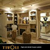 디자인 아파트 프로젝트 나무로 되는 침실 가구 Tivo-012VW를 해방하십시오