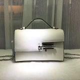 最も新しいデザイン実質の革ハンド・バッグの女性のハンドバッグの女の子袋Emg5151