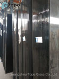 4mm - 10mm Black Float Flat Sheet Glass for Building (CB)