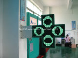 P16 Publicité extérieure LED Pharmacy Cross Screen Screen