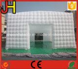Tente gonflable blanche extérieure pour l'événement
