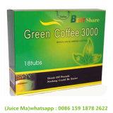 減量のコーヒー、細くのための緑茶