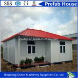 중국 샌드위치 위원회의 가벼운 강철 프레임 Prefabricated 건물 모듈 집